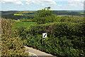 SS5923 : View north of Atherington by Derek Harper