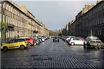 NT2574 : Great King Street, Edinburgh by Graeme Yuill