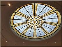TQ1780 : Glass Ceiling, Pitzhanger Manor House, Ealing by Christine Matthews