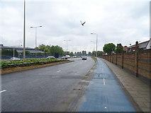 TQ4181 : London Cycle Superhighway 3 (CS3) by JThomas