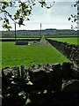 SE1211 : Farm track to Meltham Road by Neil Theasby