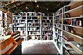 SO8554 : Worcester, Greyfriars House (National Trust): Second hand book sales by Michael Garlick