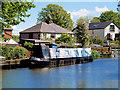 SD5140 : Lancaster Canal at Bilsborrow by David Dixon