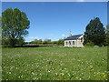 ST9475 : St Giles' Church, Tytherton Kellaways by Vieve Forward