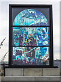 J3575 : Game of Thrones window five, Belfast by Rossographer