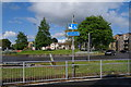 TL7005 : Roundabout on the A1114, Chelmsford by JThomas