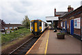 TG3608 : #156412 train at Lingwood Train Station by Ian S