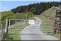 SO2207 : Gateway to Blaentillery Farm by M J Roscoe