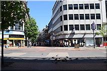 J3374 : Lower Garfield Street, Belfast by Kenneth  Allen