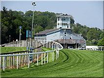 SD3778 : Cartmel racecourse by John H Darch