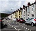 SO1305 : Three speed bumps across Charles Street, Abertysswg by Jaggery