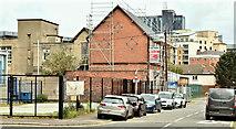 J3373 : Former school, Apsley Street, Belfast - May 2019(2) by Albert Bridge