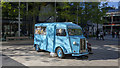 TQ3884 : Ice Cream Van, London by Rossographer