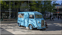TQ3884 : Ice Cream Van, London by Rossographer