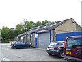 SE0026 : Calder Brook Garage by Stephen Craven