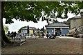 TQ5452 : Riverhill Himalayan Garden: Tearoom and sales area by Michael Garlick