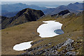 NG9313 : Small lochan on The Saddle by Ian Taylor