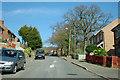 TQ5771 : Ladywood Road, Darenth by Robin Webster
