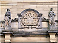 SD8010 : Bury Library (detail) by David Dixon