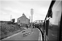 ND1559 : Georgemas Junction Station, 1965 by Alan Murray-Rust