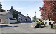 J0115 : The lower end of Church Street, Forkhill by Eric Jones