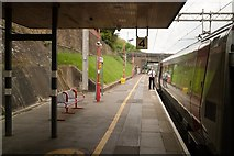 SP3378 : Platform 4, Coventry railway station by Mark Anderson