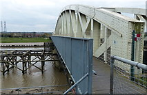 SJ3169 : Hawarden Bridge by Mat Fascione