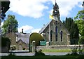 NY8383 : St Oswald's Catholic Church by Russel Wills