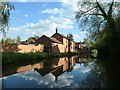 SP7389 : Canalside house near Bowden Hall bridge [no 10] by Christine Johnstone