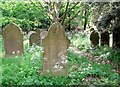 TG2408 : The grave of George Skinner Engall by Evelyn Simak