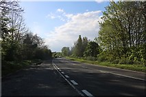 SP5860 : Layby on the A45, Newnham by David Howard