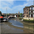 SZ5089 : Newport: a view from the quayside by John Sutton