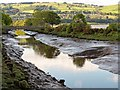 NH5658 : Dingwall Canal at low tide by valenta