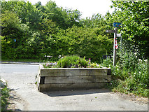 TQ2912 : Bottom of Church Hill, Pyecombe by Robin Webster