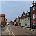 SZ4989 : Newport: along Crocker Street by John Sutton