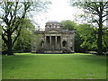 NZ1758 : Gibside  Chapel  from  the  Avenue by Martin Dawes