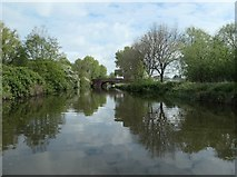 SK5907 : The navigable River Soar, Belgrave by Christine Johnstone