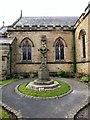 SJ7991 : St Anne's War Memorial by Gerald England