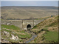 NY8446 : Wainford Bridge over Middlehope Burn by Mike Quinn