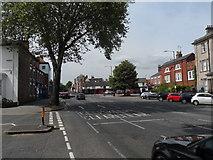 SK3436 : Ashbourne Road, junction Vernon Street, Derby by Chris Gunns