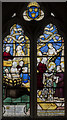 TF6741 : Lady Chapel window, St Edmund's church, Hunstanton by Julian P Guffogg