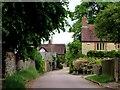 SP6029 : Main Street in Fringford by Steve Daniels