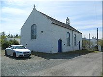 NG4867 : Church of Scotland, Staffin by John Lord