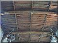 SJ8969 : Gawsworth St James -  barrel roof by Stephen Craven