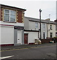 ST3288 : Sara's Nail Boutique & Training Academy, Maindee, Newport by Jaggery