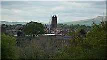 SO5074 : St. Laurence's Church (Bell Tower | Ludlow) by Fabian Musto