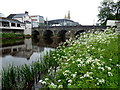H4572 : Bells Bridge, Omagh by Kenneth  Allen