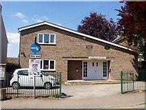TL5646 : Linton buildings [1] by Michael Dibb