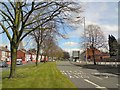 SJ8694 : Kingsway, Fallowfield by Gerald England