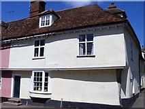 TL5646 : Linton houses [3] by Michael Dibb